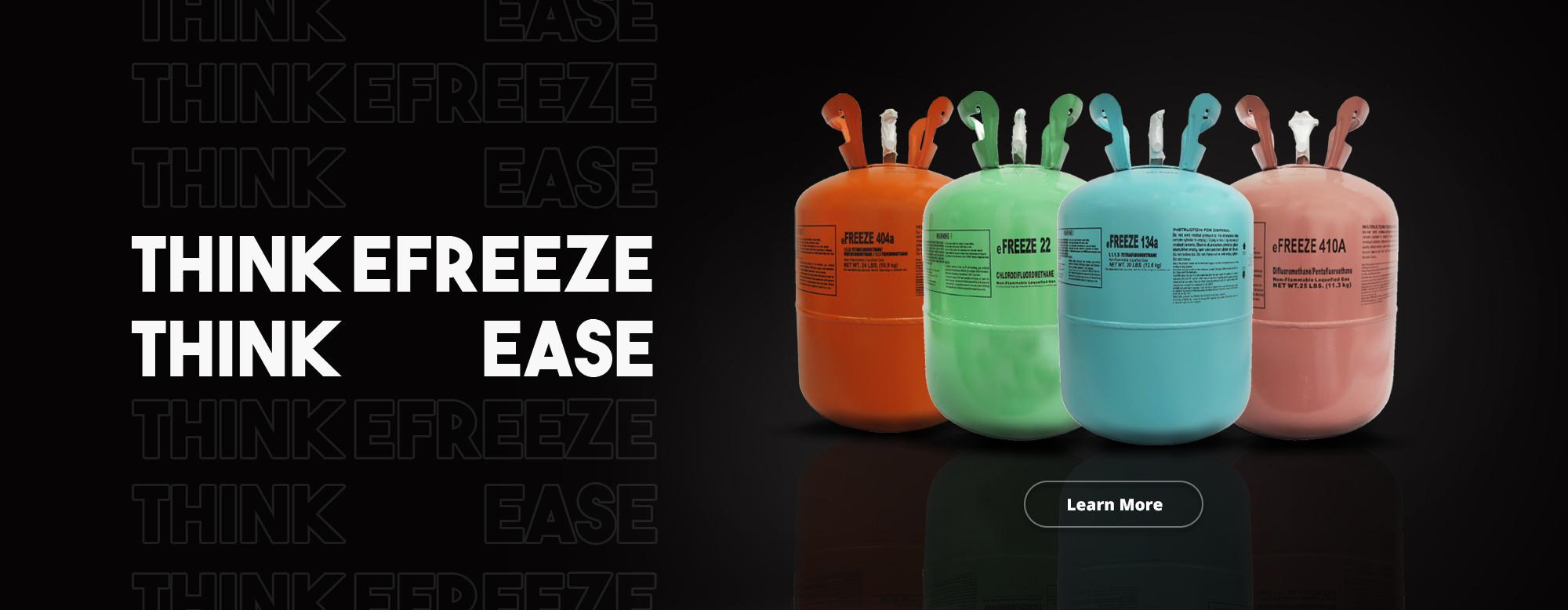 Think eFreeze, Think Freeze